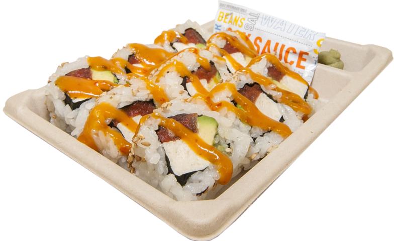 Tofu Ahimi Roll