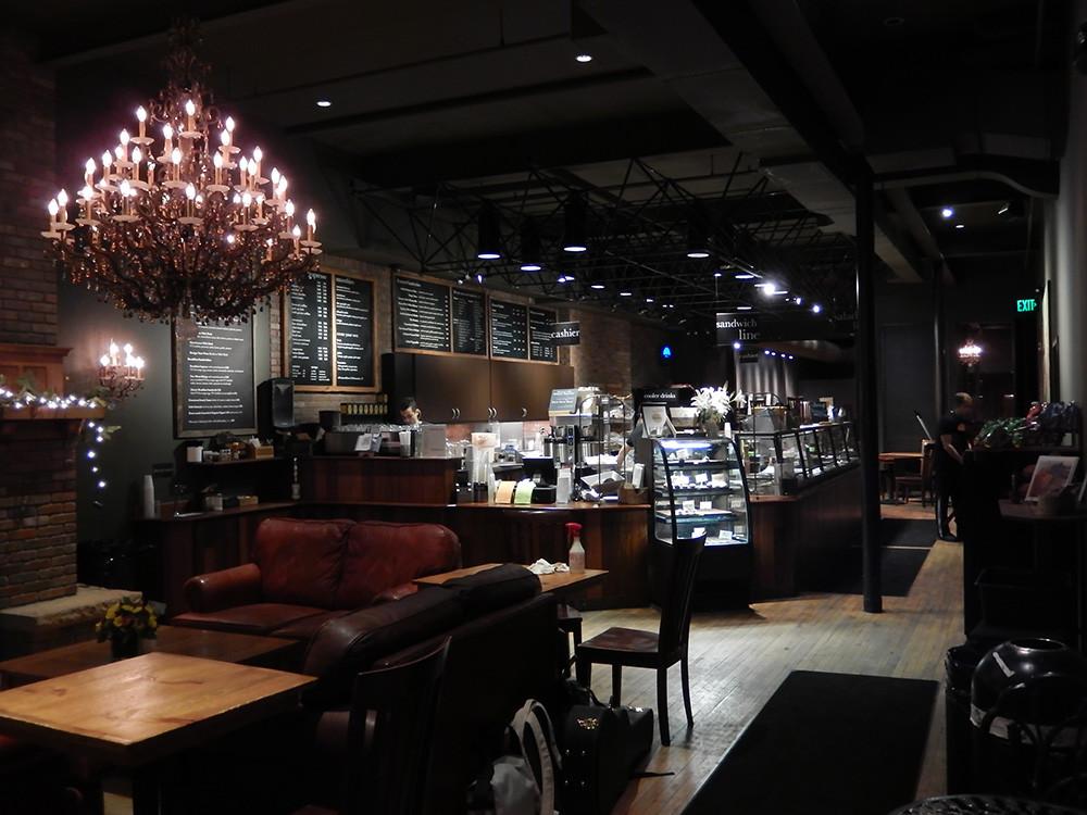 New Moon Café, Burlington VT