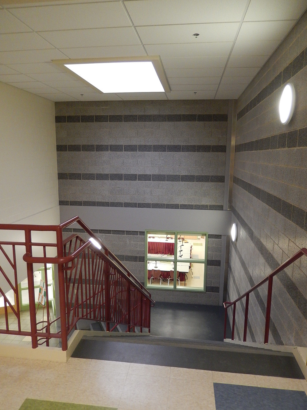 Lebanon Middle School, Banwell Architects