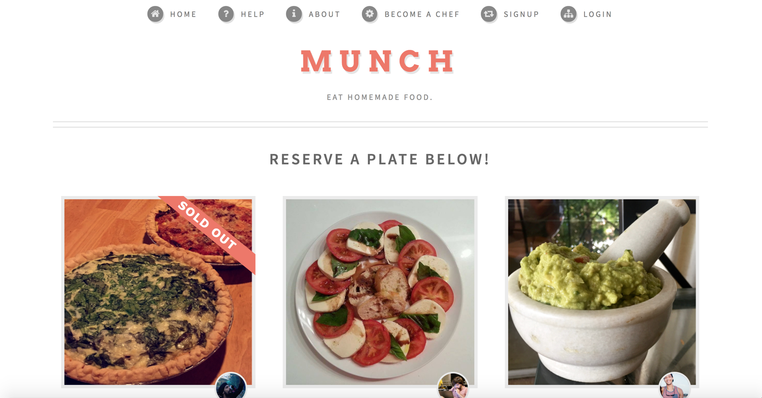 Marketplace for people to buy and sell food. Utilizes ReactJS and Django with Stripe API for payments. Ecommerce site that has a fully functional two sided marketplace with a checkout flow and listing flow.  Time to deliver:  2 months