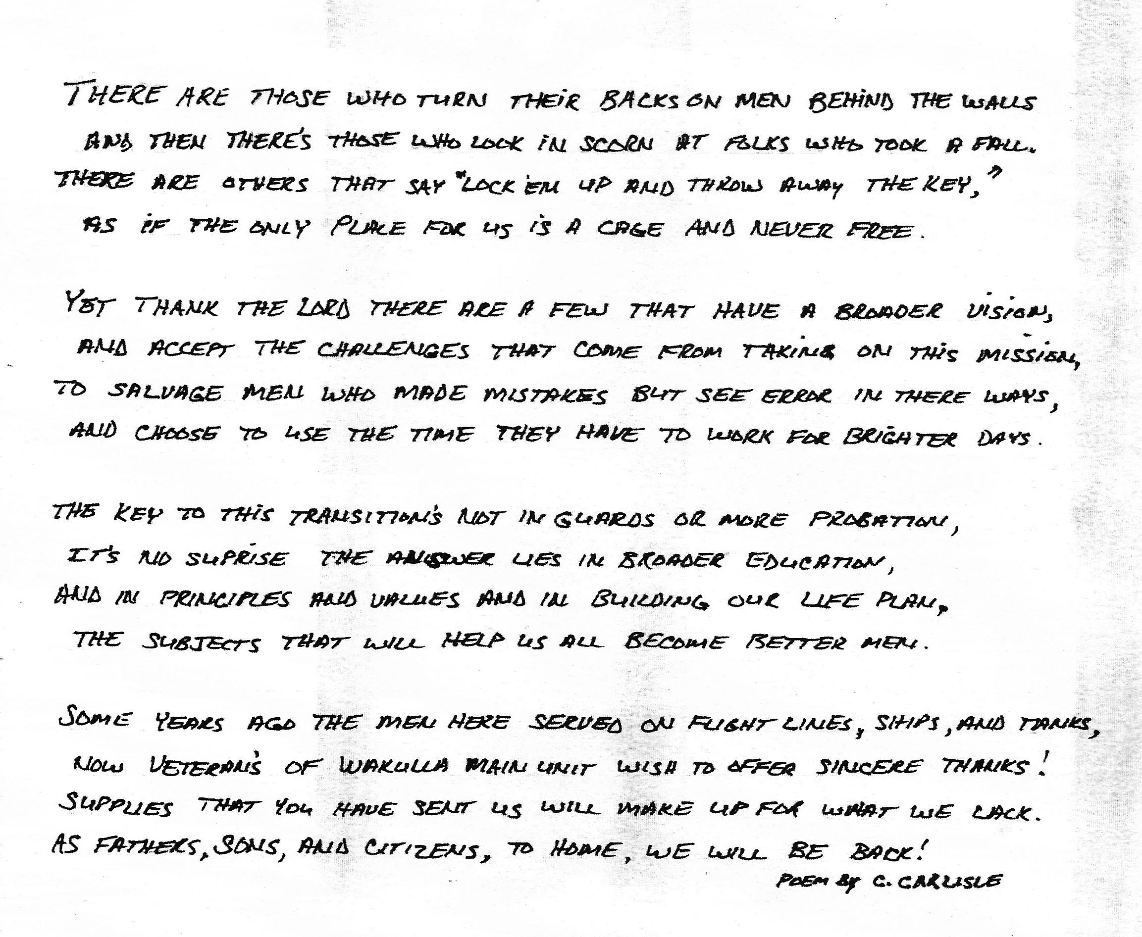 Poem Detail: Click to Enlarge