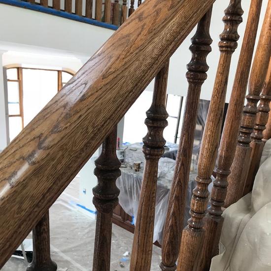 Handrail staining NYC.jpg