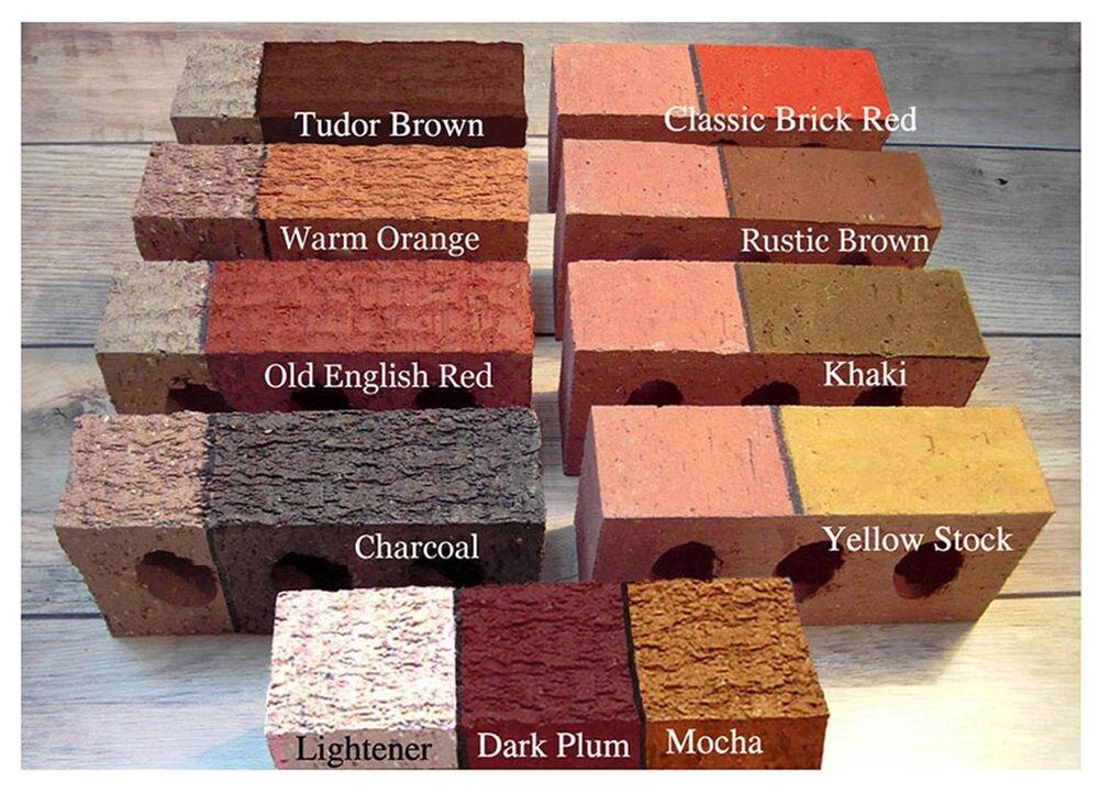 Brick Staining