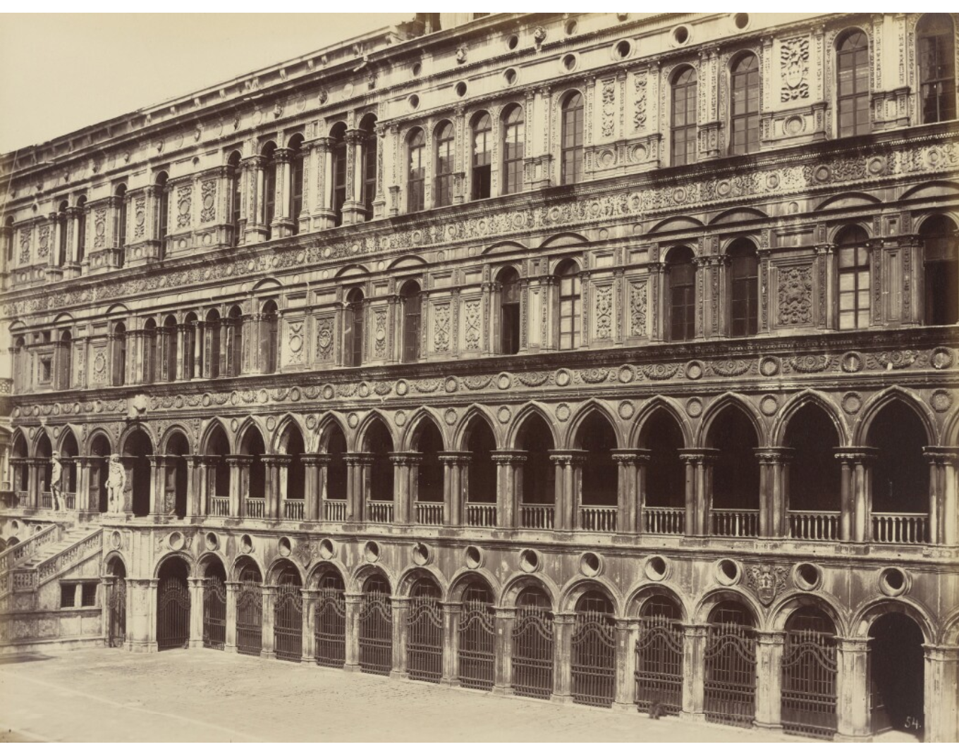 Palazzo Ducale Then