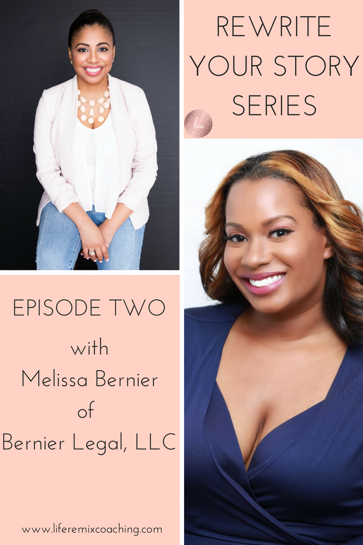 Watch Melissa Bernier as shares how to stay authentic on your journey. Self-care, her inner wisdom, and the power of now are just some of the tips she live by. Get the inspiration and motivation you need to rewrite your story and create a life you love!  www.liferemixcoaching.com/blog/2017/10/16/rewrite-your-story-episode-2