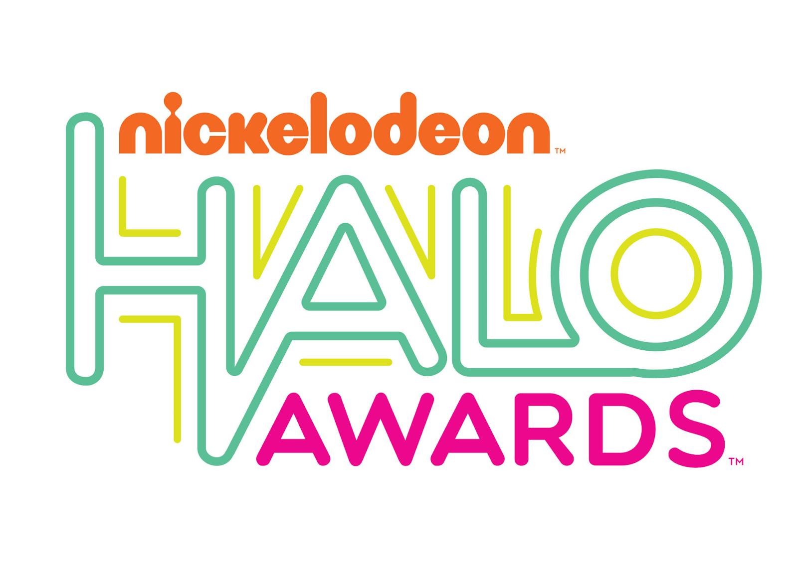 Nickelodeon Halo Awards Logo