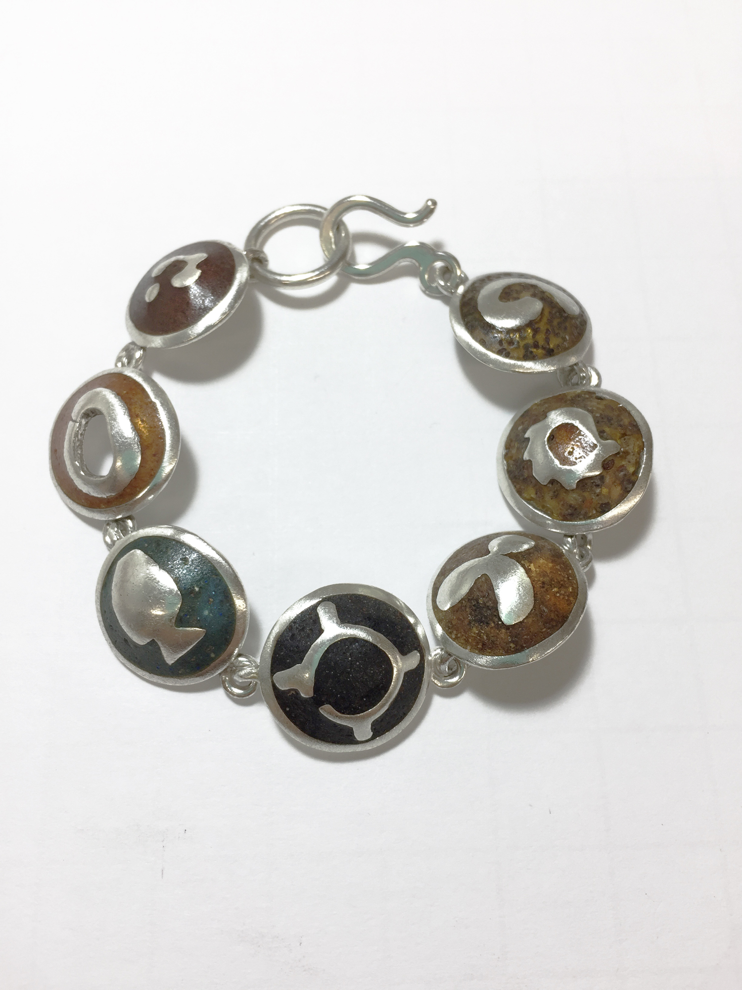 Rorschach Bracelet