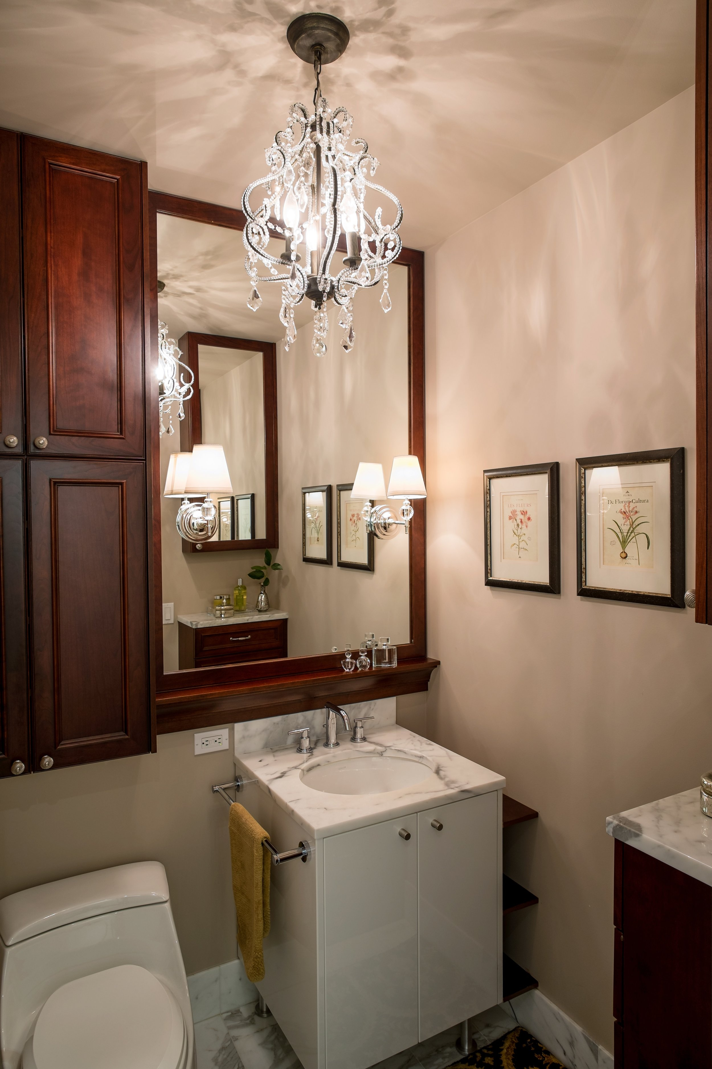 Beautiful bathroom design after image, clean, modern, traditional and fresh