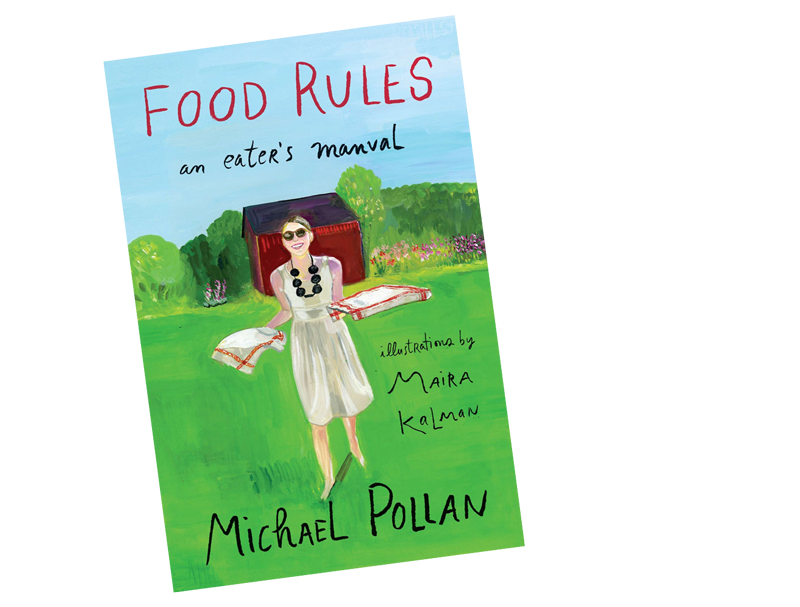 """Michael Pollan - """"What an extraordinary achievement for a civilization: to have developed the one diet that reliably makes its people sick!""""from the book """"Food Rules: An Eater's Manual"""