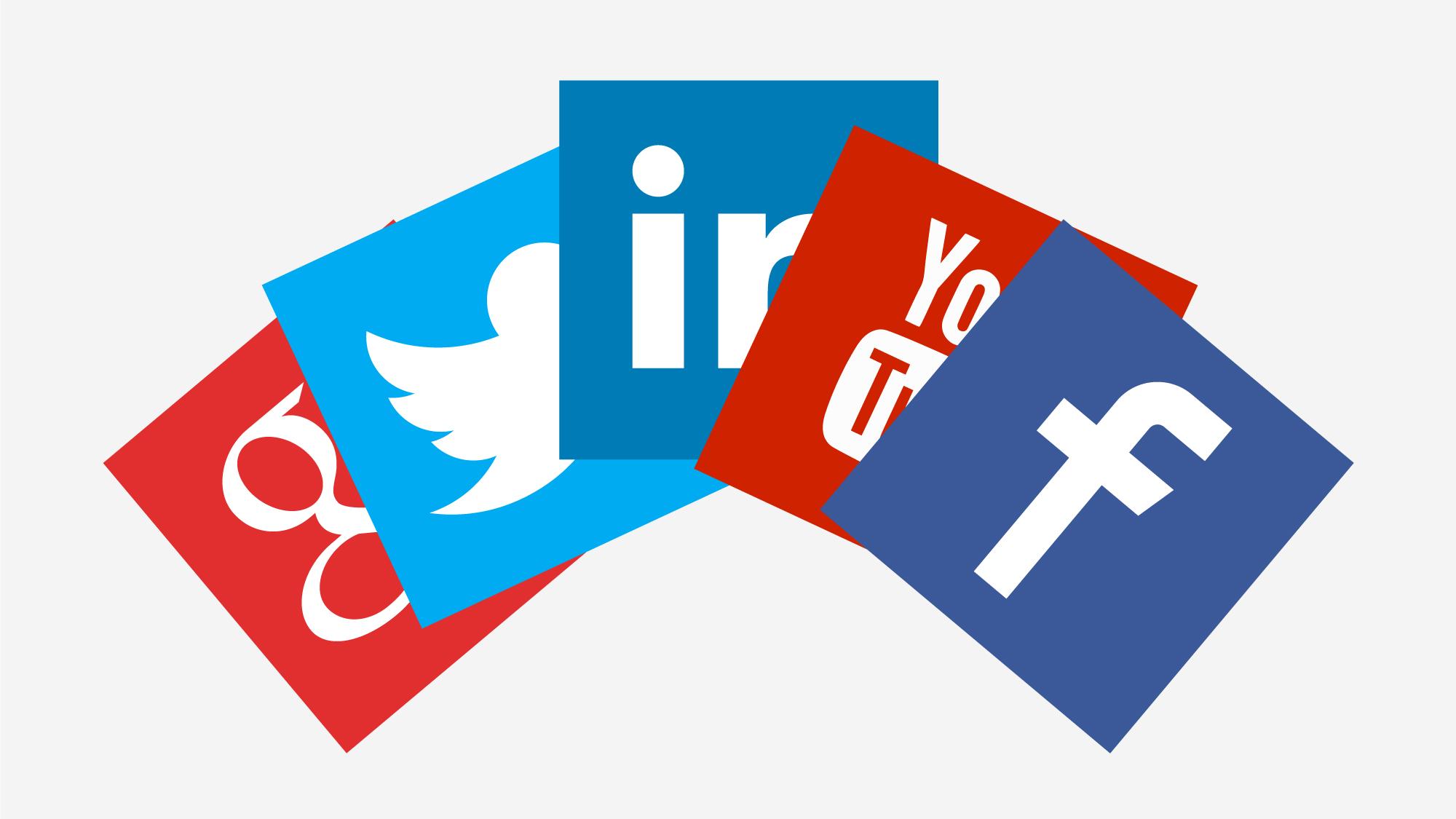 Share a paper on social media -