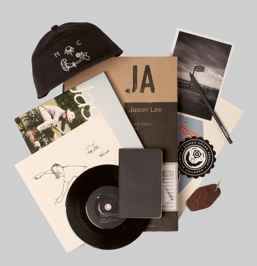 Monster Children - JASON LEE #48 BOX SET - SOLD OUT