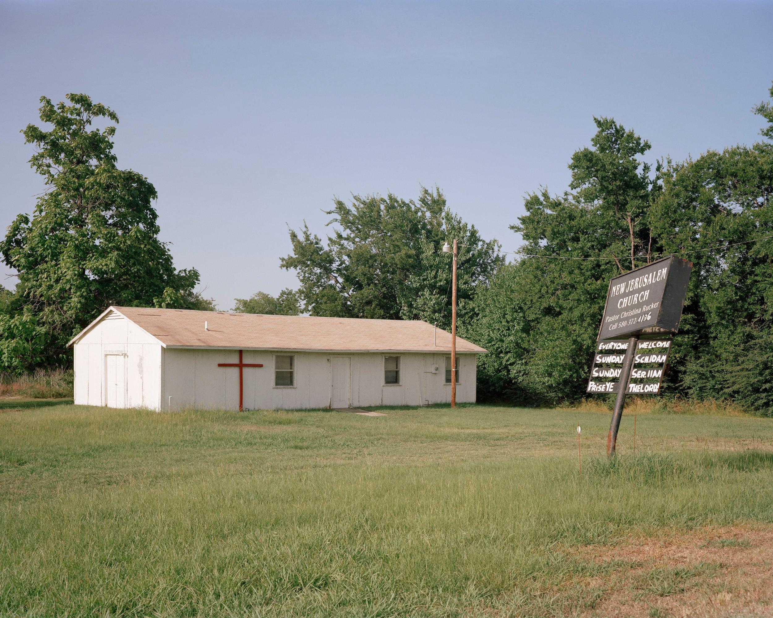 Soper, Oklahoma, 2018