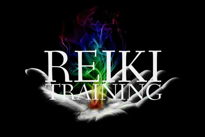 Reiki Training Hands