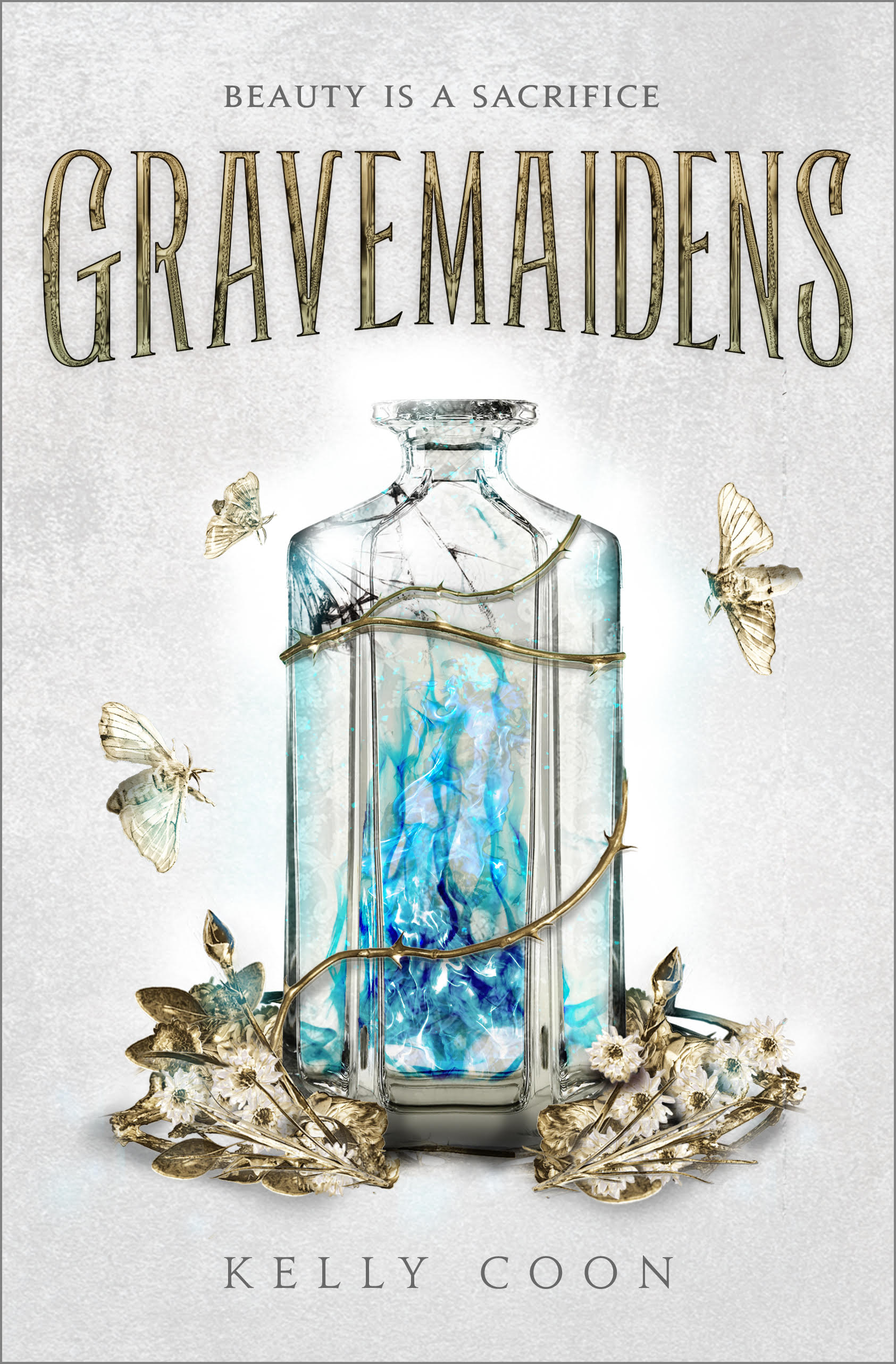The start of a fierce fantasy duology about three maidens who are chosen for their land's greatest honor…and one girl determined to save her sister from the grave. -