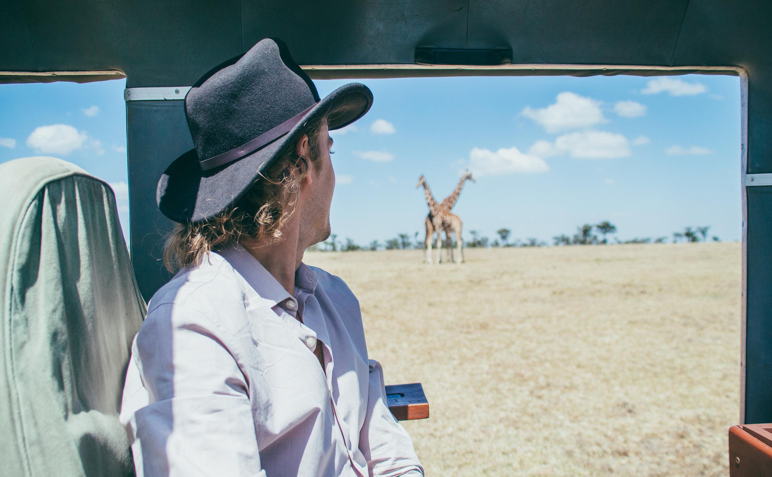 The Kicheche Laikipia Safari Couple's Escape, Kenya Africa