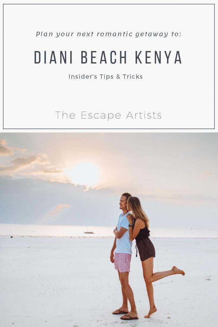 Diani Beach Kenya Escape - The Escape Artists
