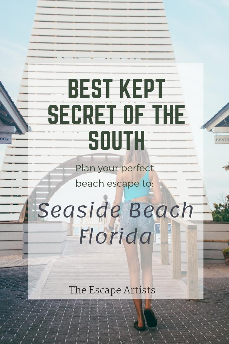Seaside Florida Beach Escape - The Escape Artist