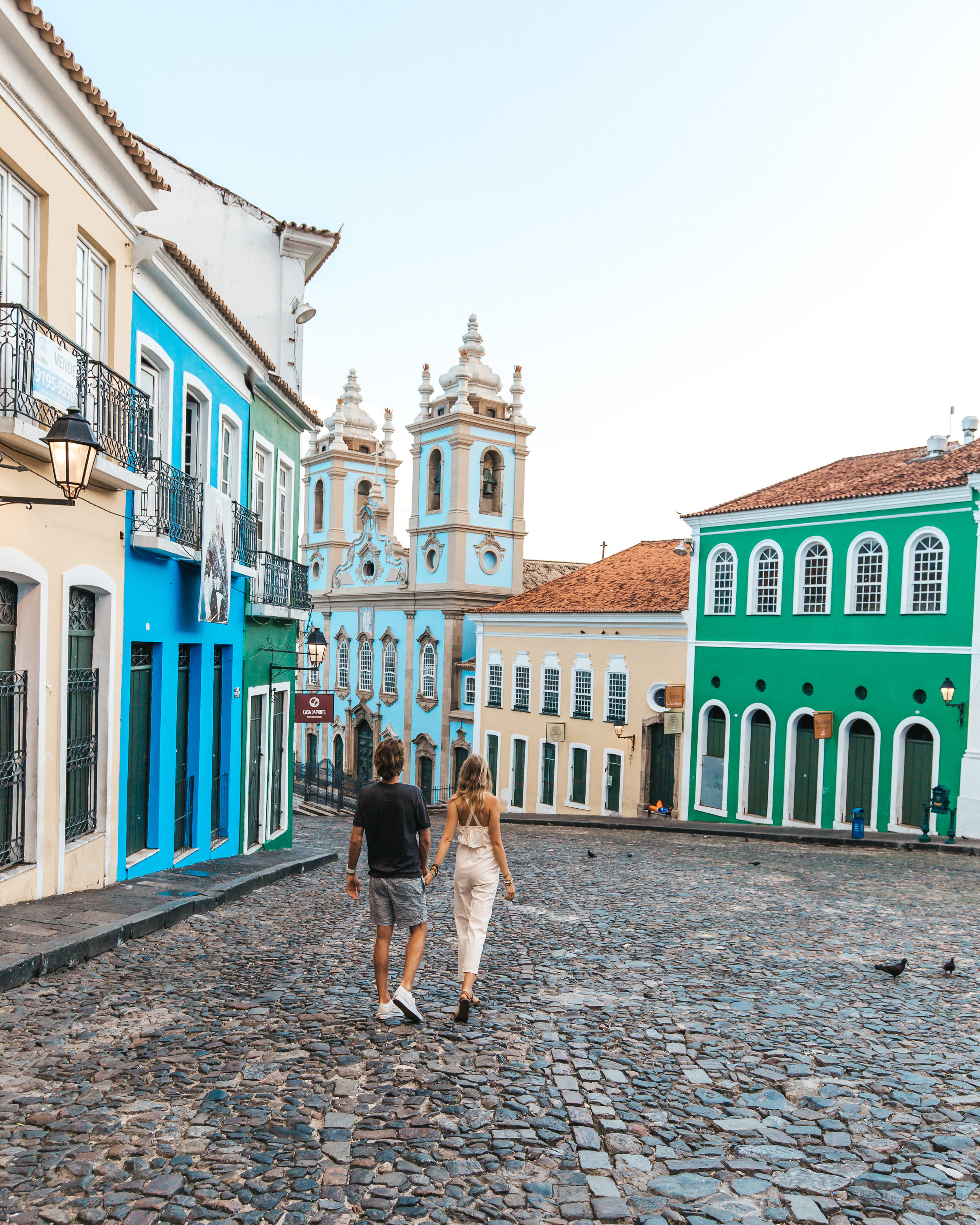 Top Cities to Visit in Brazil:  Salvador Brazil - Complete travel guide