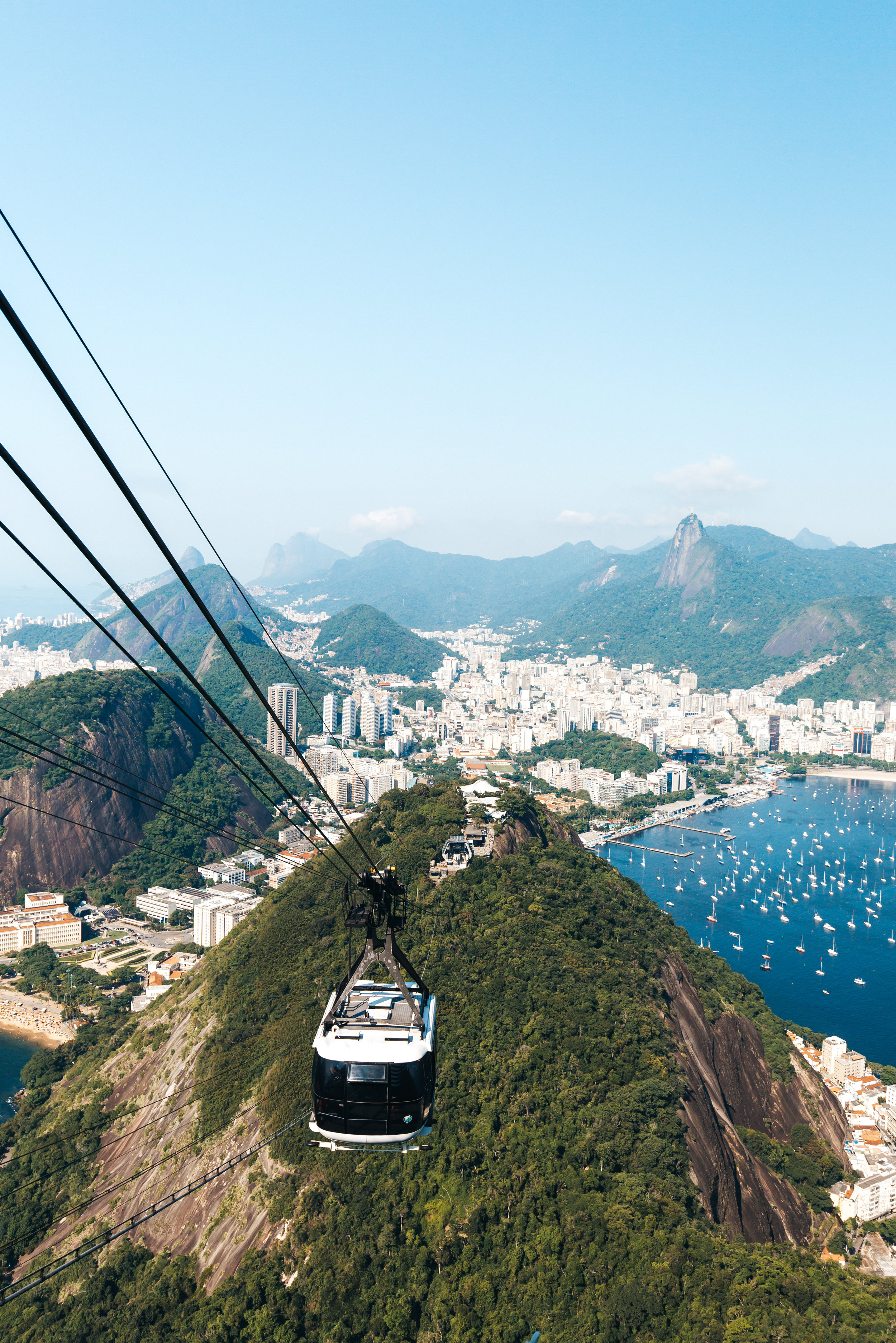 Sugar Loaf Mountain Cable Cars