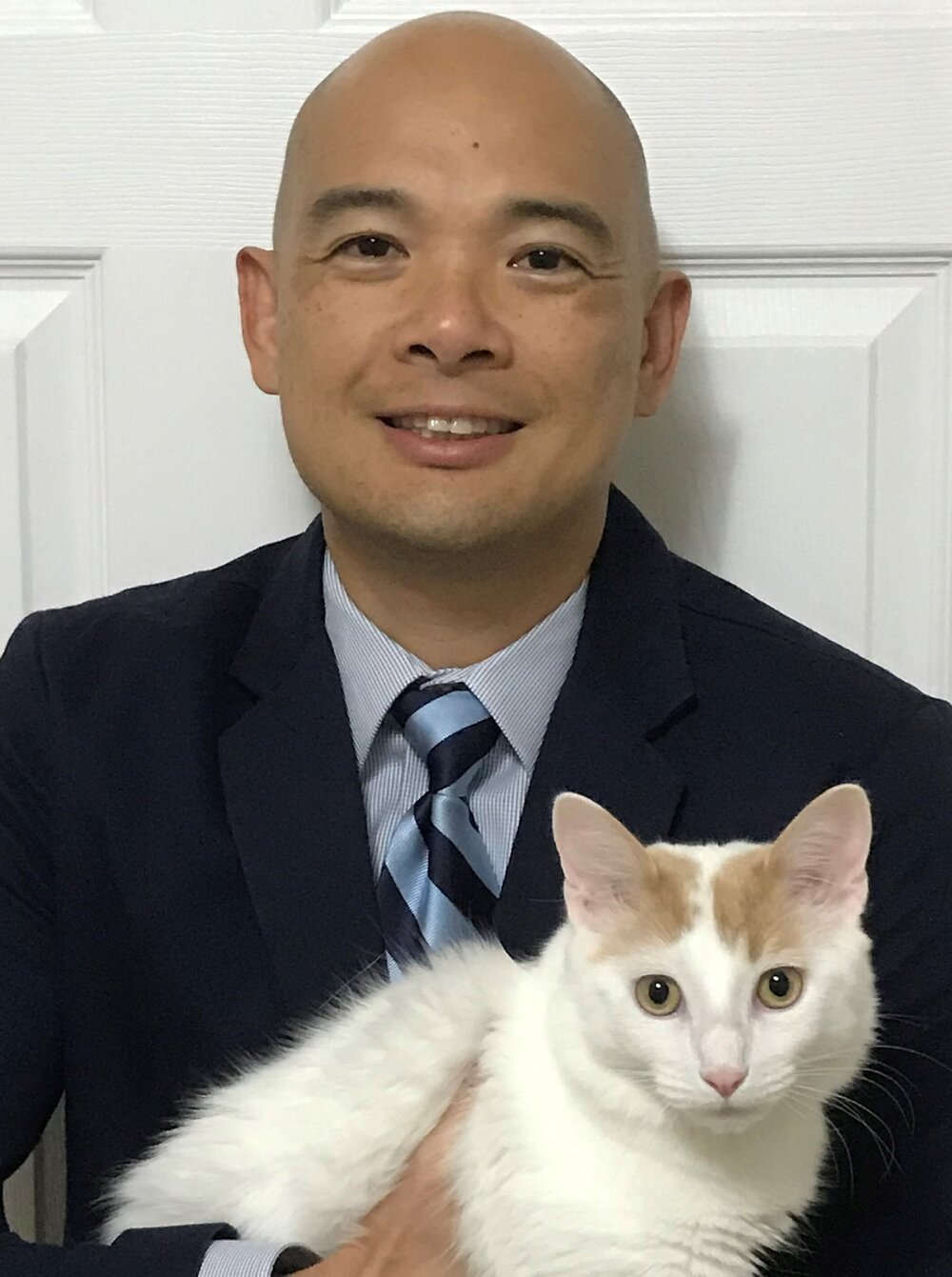 Dr Lee and Lucky