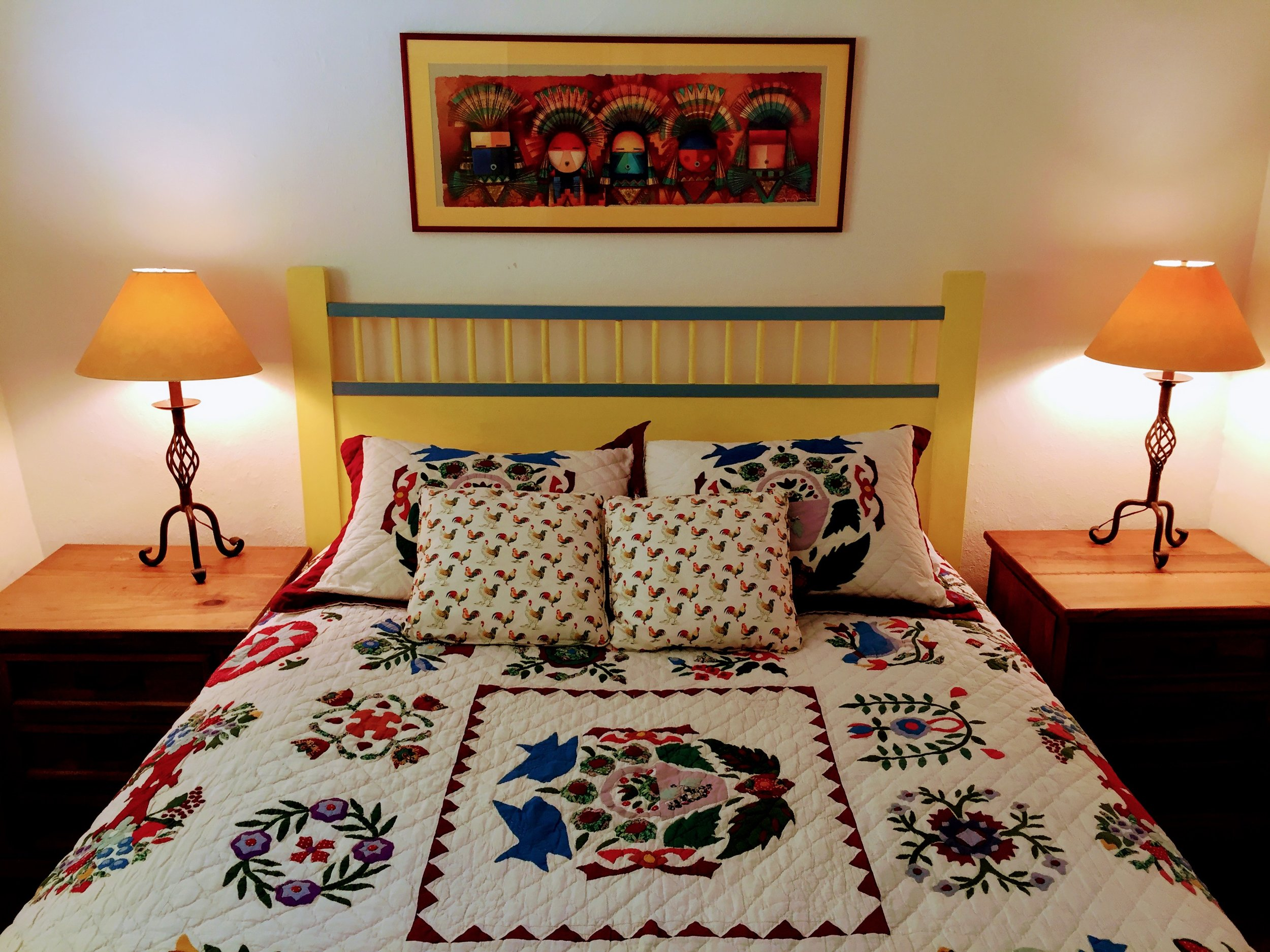 Handmade Quilts In Rooster