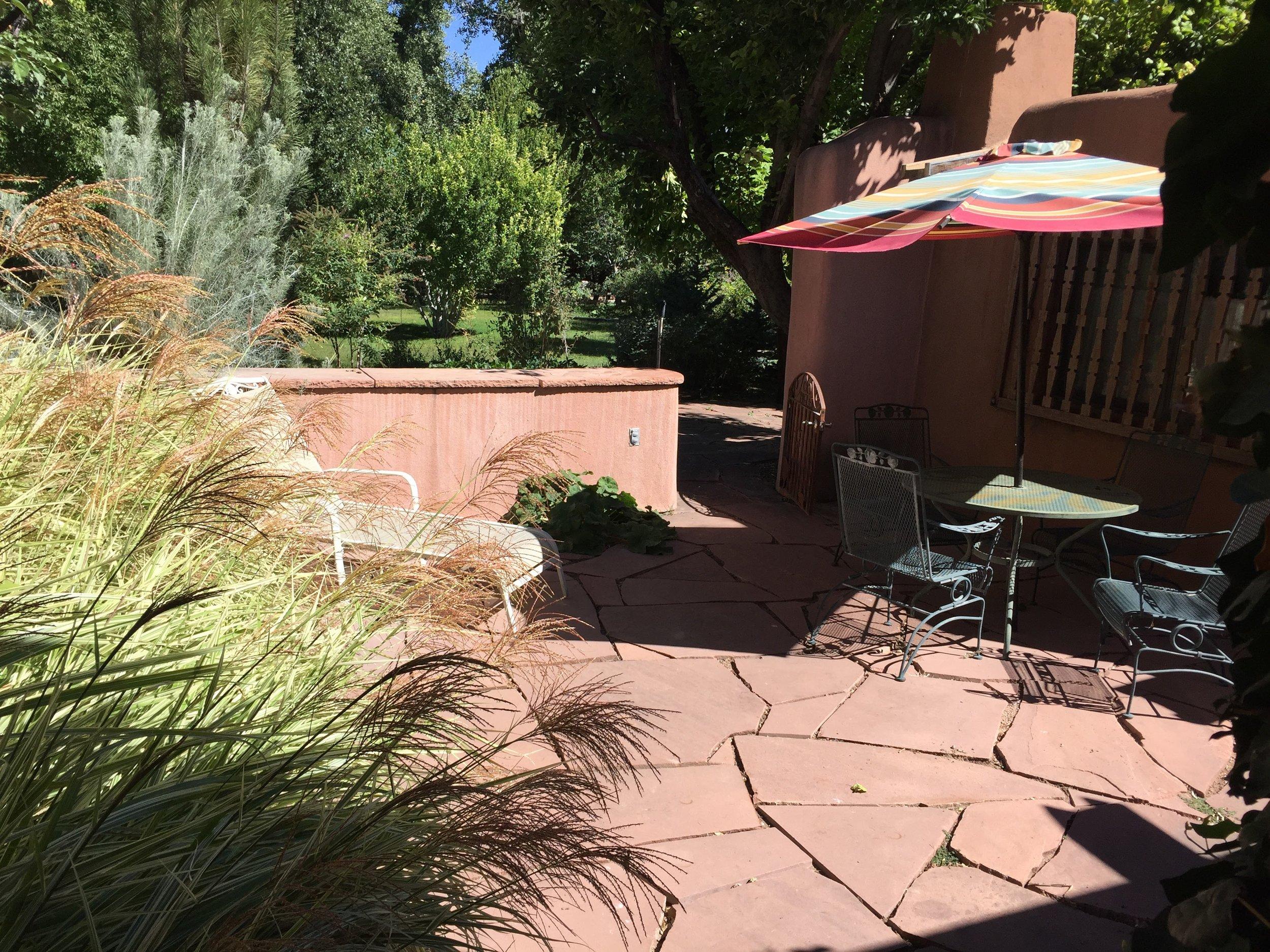 Outdoor Living Abounds In Piglet
