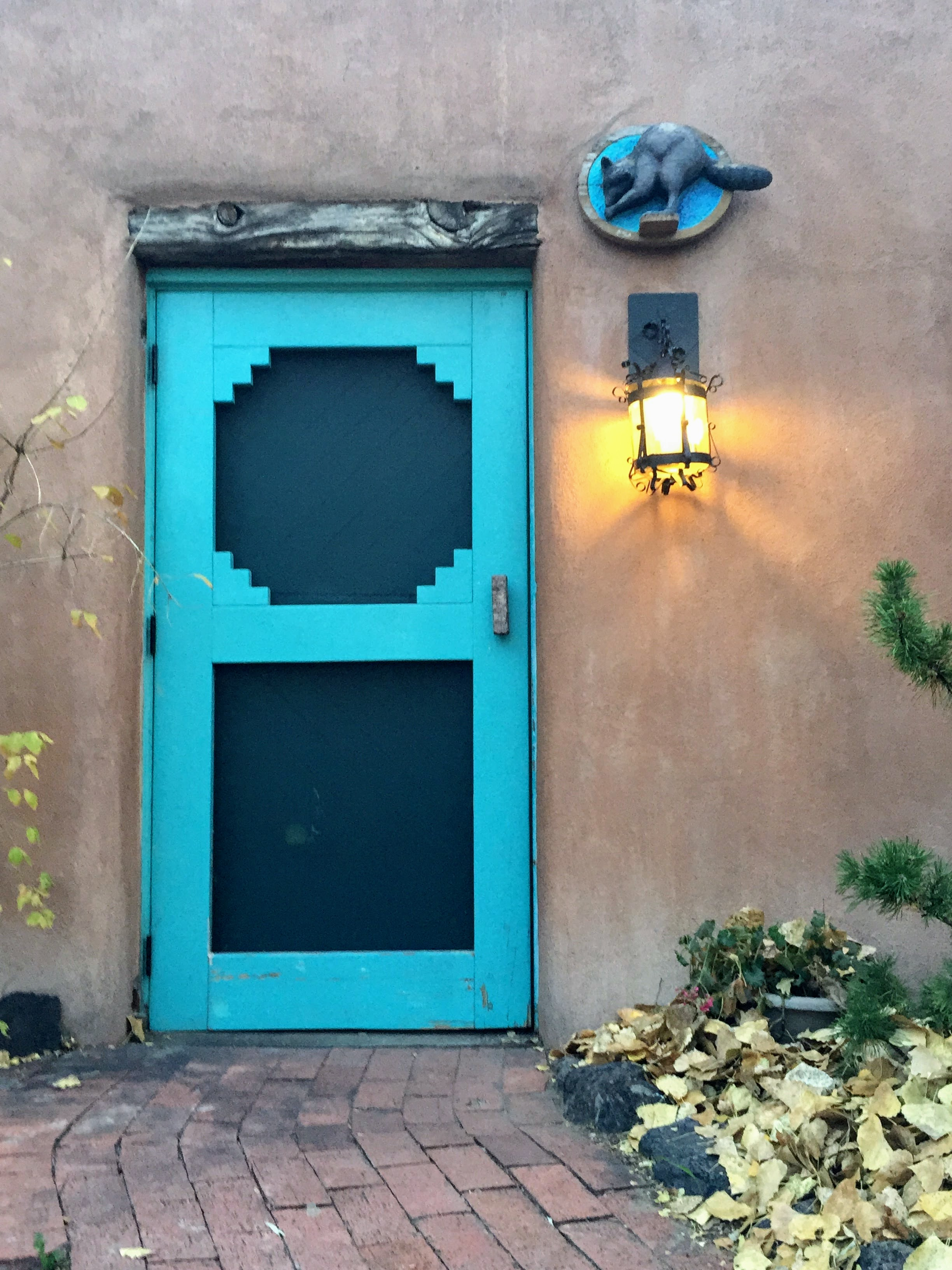 New Mexico Turquoise Welcomes You to Raccoon
