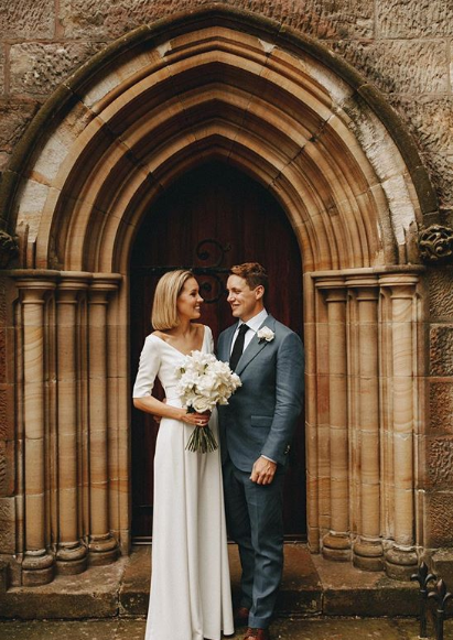 Kate and JonoMarch 2019 - 'Thank you so much for everything Belinda. It looked absolutely beautiful. I couldn't have been more happy xxxx Kate '
