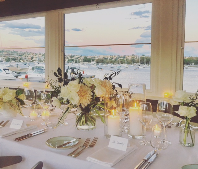 Sonia and AdrianMarch 2019 - 'Belinda, everything went spectacularly well on Saturday, we loved the set up and it looked so beautiful with the sunset. Thanks for everthing, it was exactly as we wanted' Sonia
