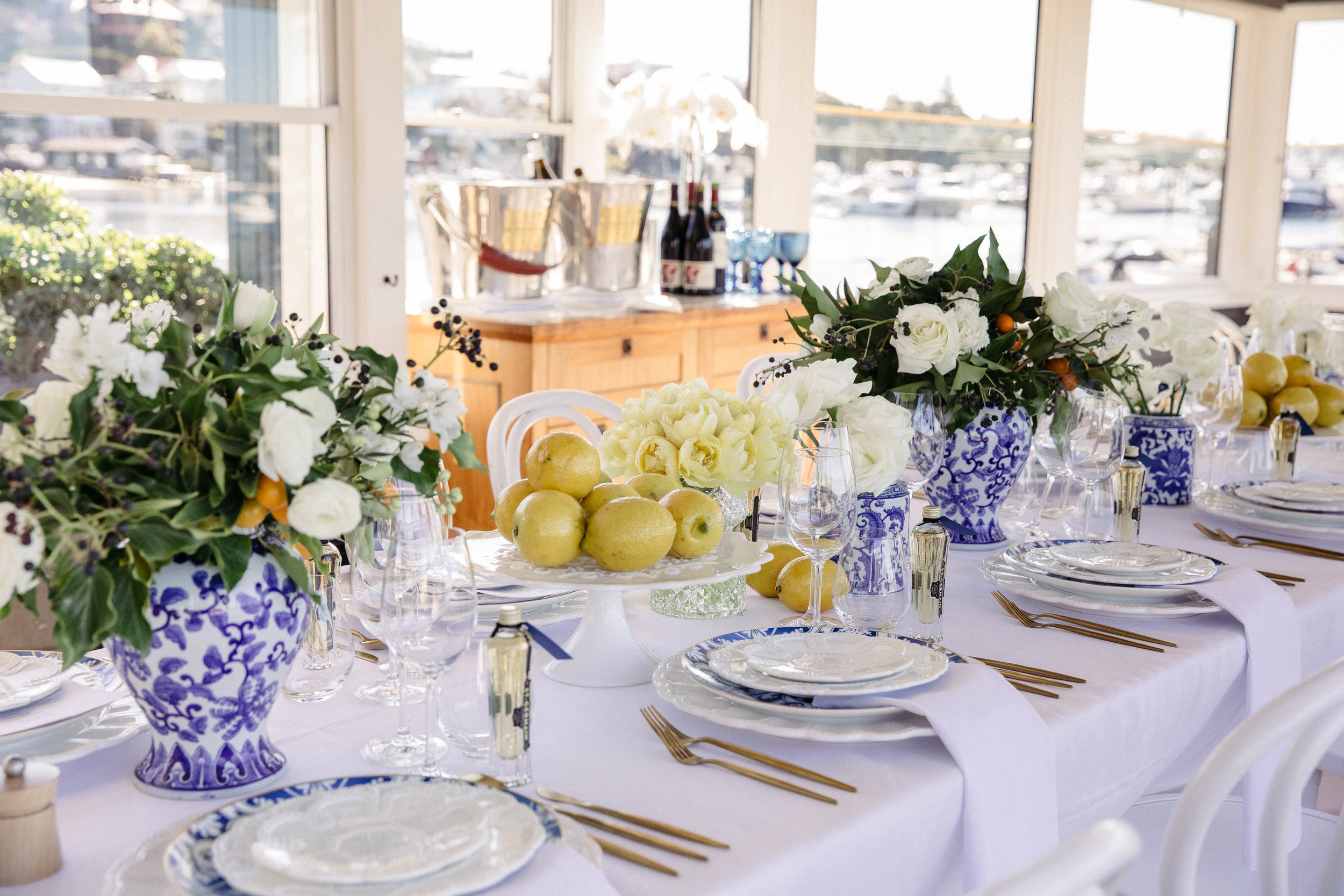 The Curated Life - French Riviera Table Setting For Denise's at Regatta Rose Bay 4.jpg