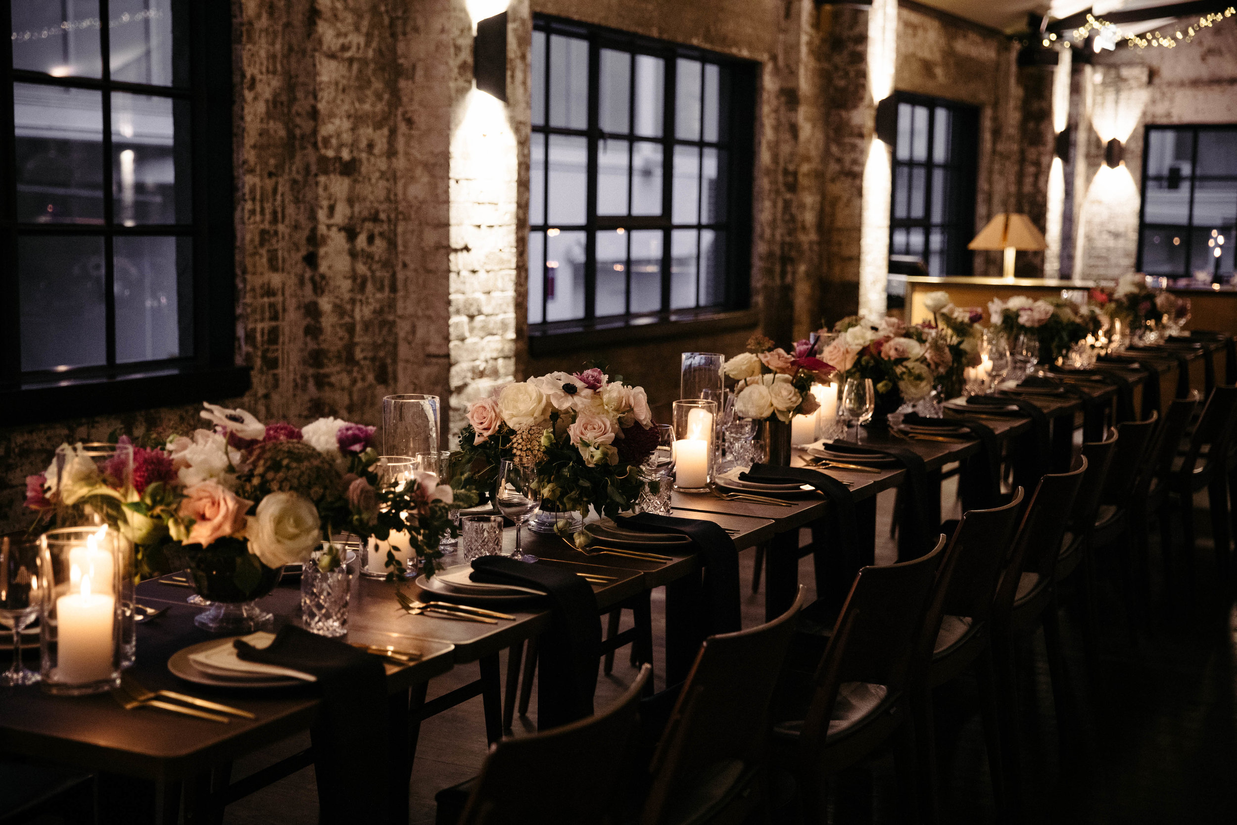 The Curated Life - Wedding Table Setting Riley Street Garage 6.jpg
