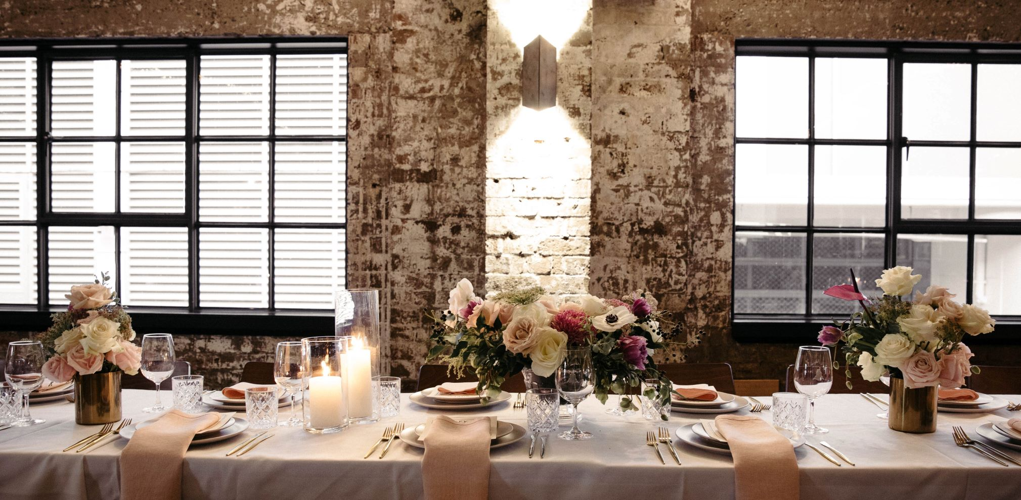 Wedding setting at Riley Street Garage styled by The Curated Life smaller.jpg