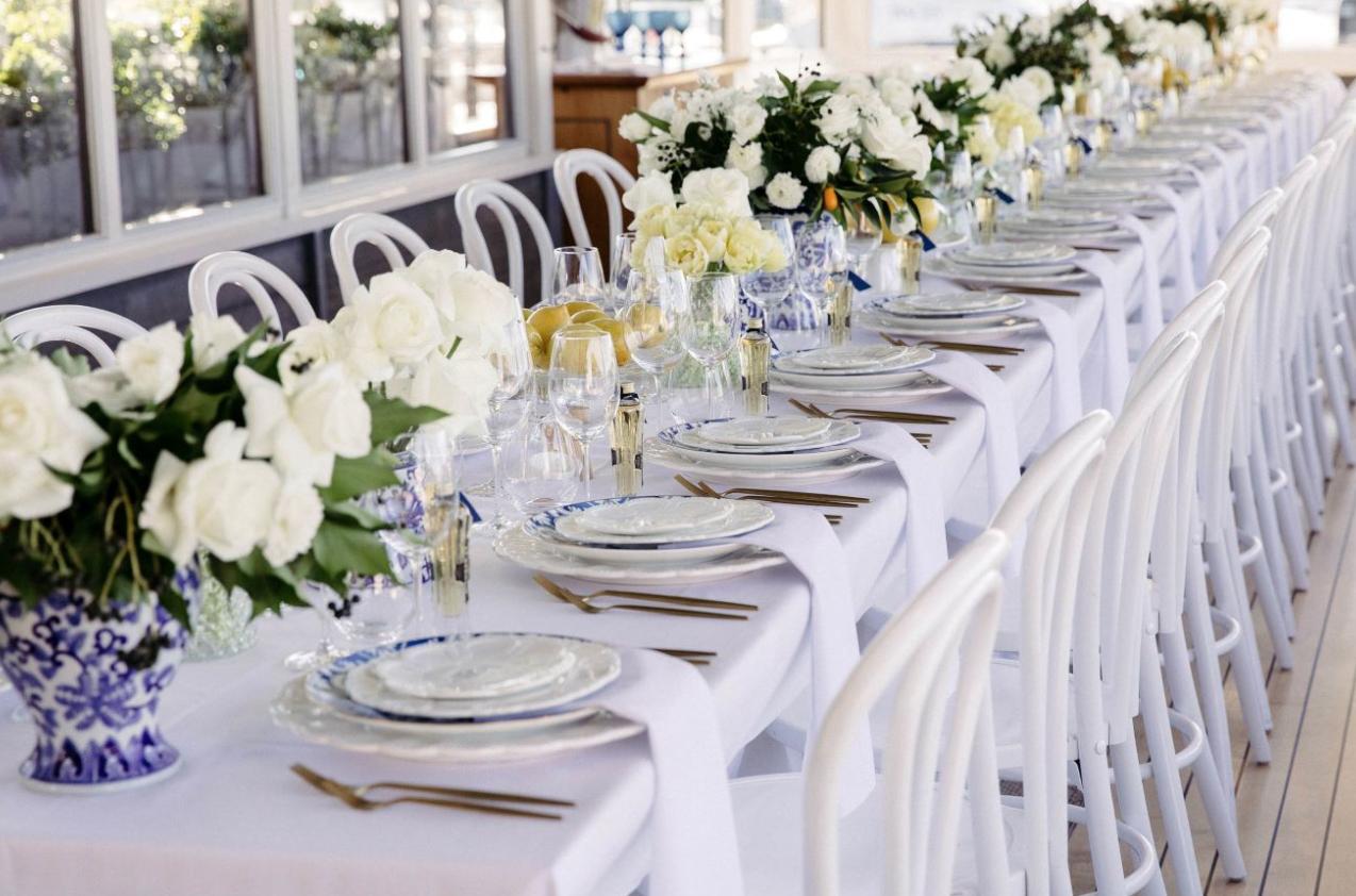Denise's 60th   French Riviera Themed Birthday Celebration