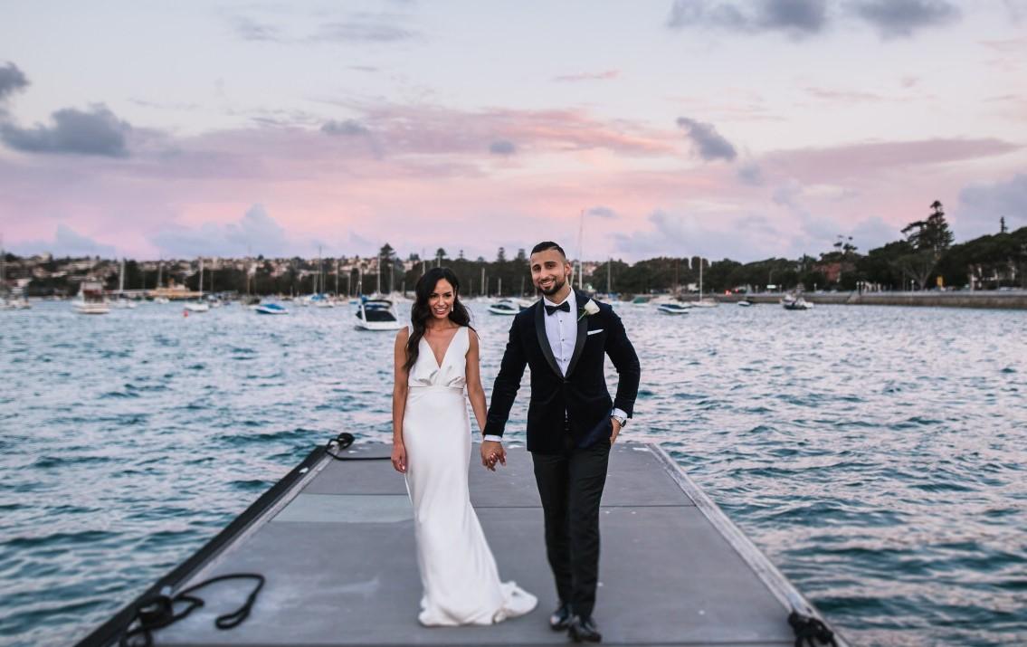 Real Wedding   Ashley and Kosta