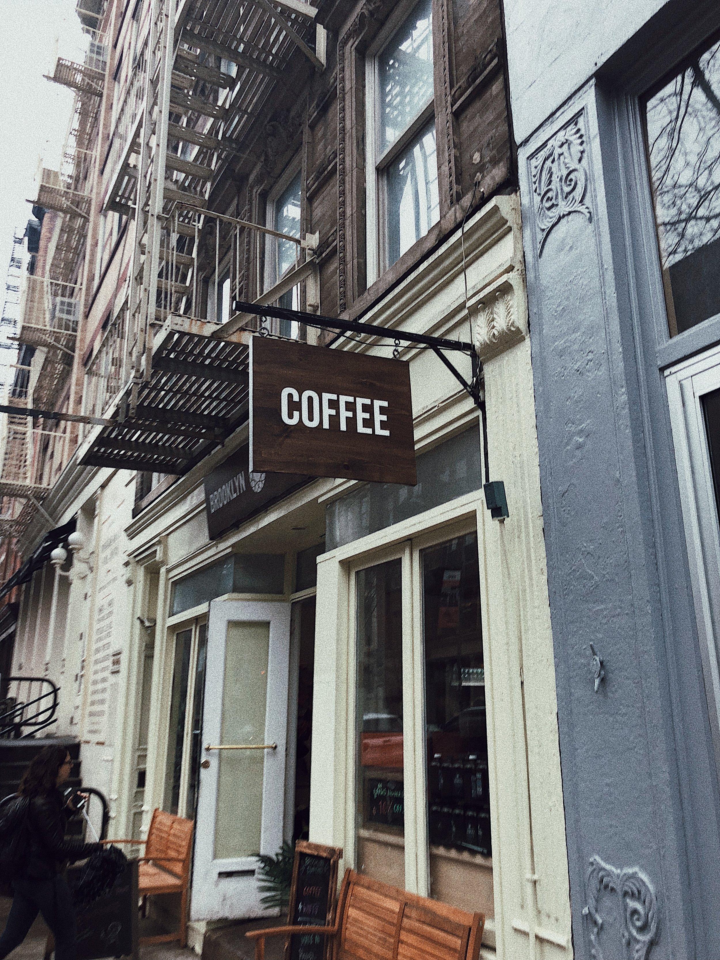 Coffee. Duh.