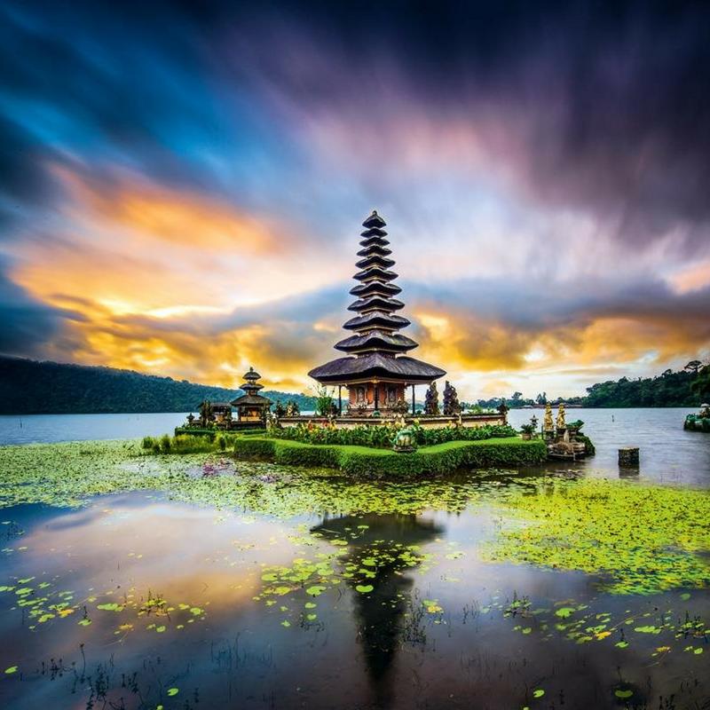 Bali - Jun 1 - Jun 30