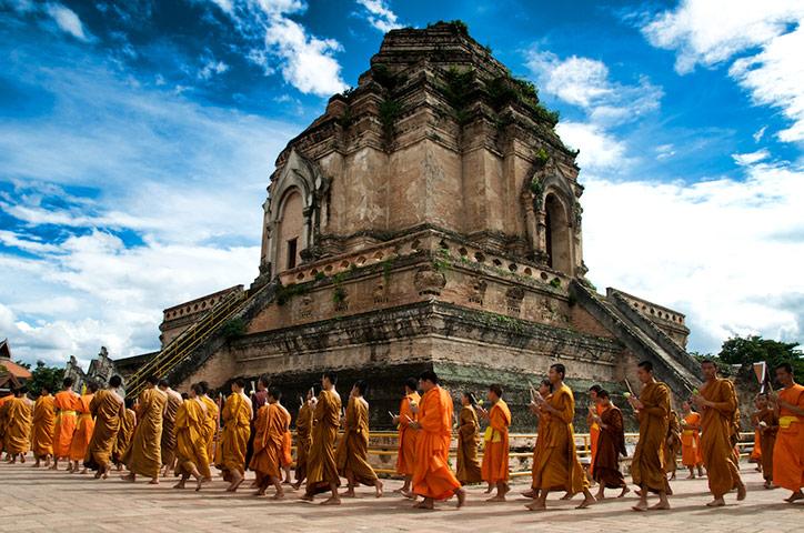 Chiang Mai - Nov 1 - 30