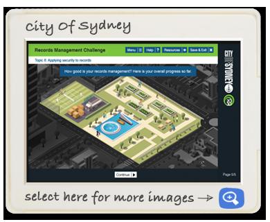 City of Sydney screen shot
