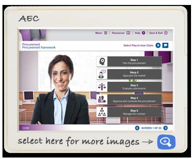 AEC - procurement