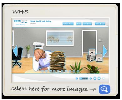Openlearn off-the-shelf WHS Screen shot