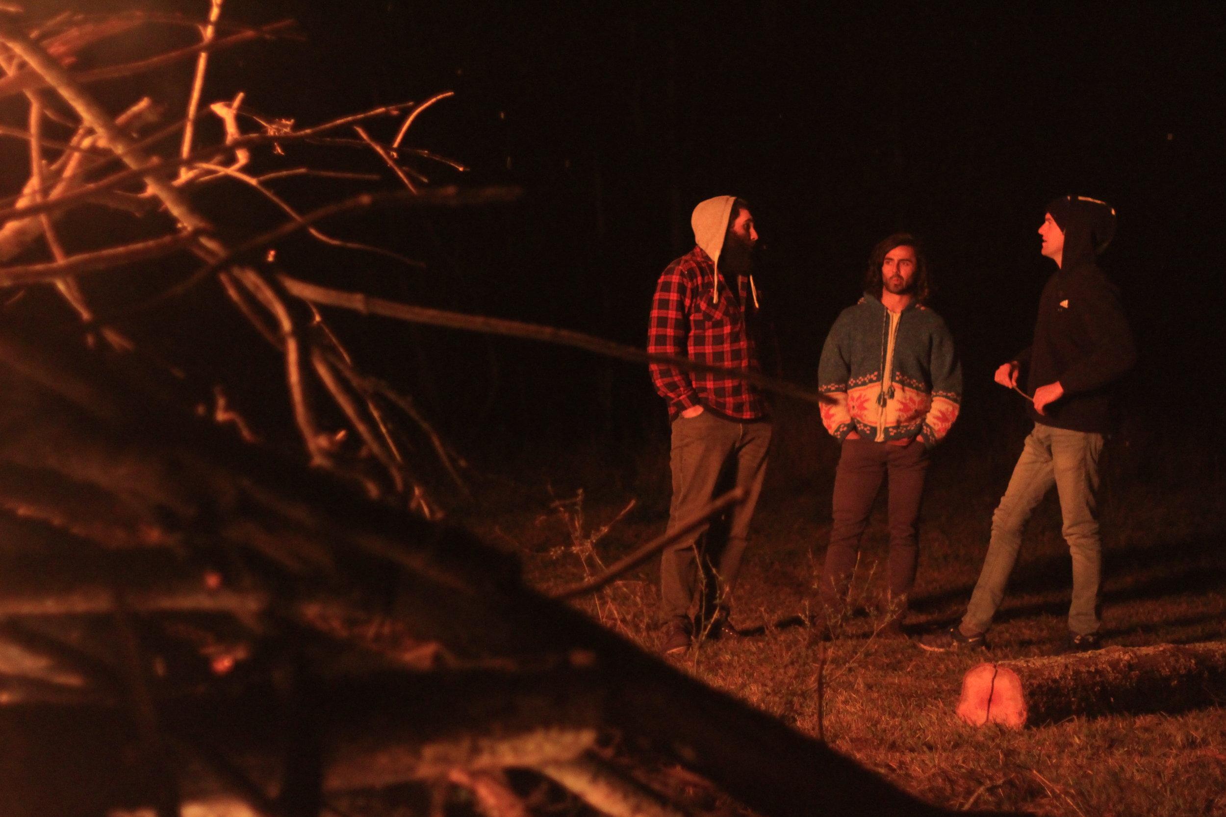 Young Adult Bonfire Fellowship