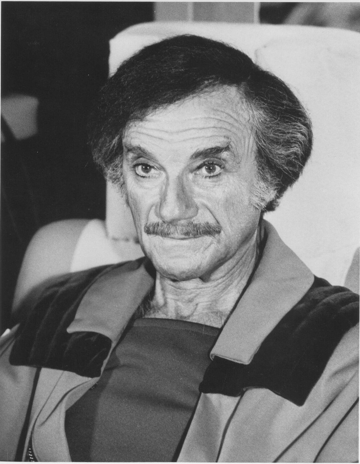 Jonathan Harris and his fabulous mustache.