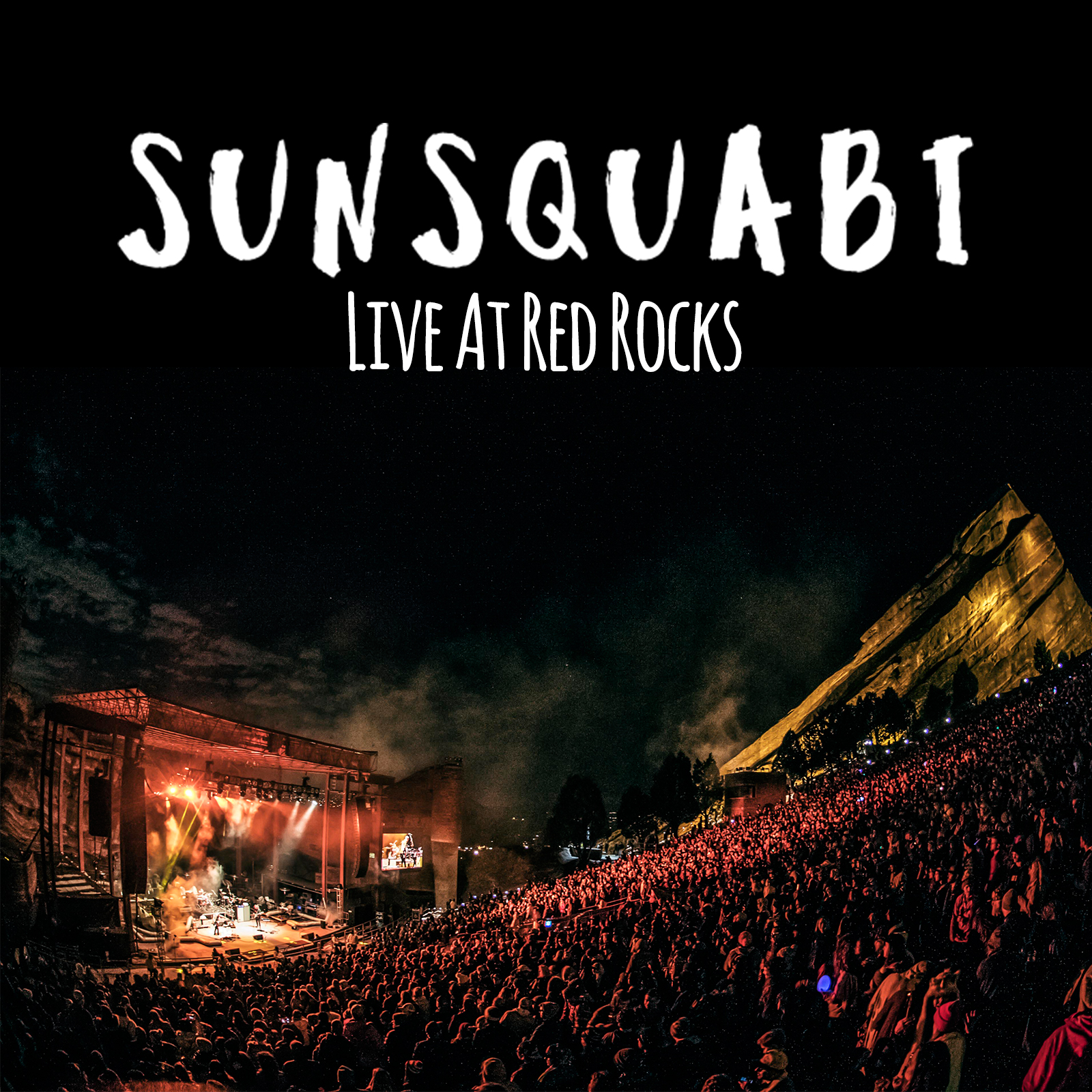 Live at Red Rocks is available now! - Listen to the complete show on all music platforms