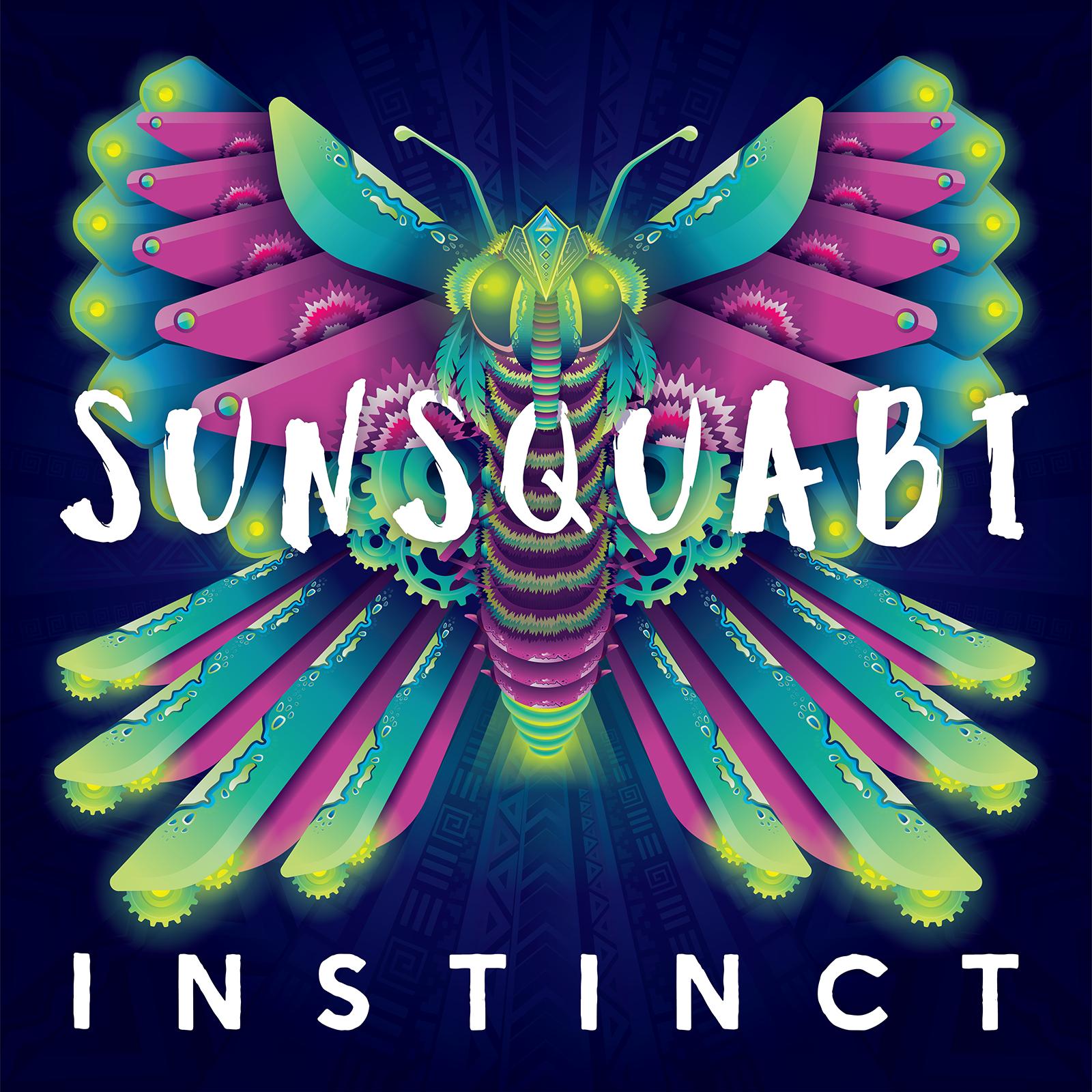'Instinct' is available now! - Listen/DownloadVinyl Pre-Order