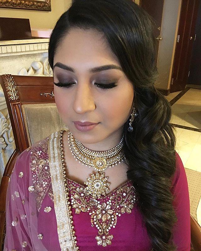 ✨Soft Smokey✨   •2019/2020 Bridal calendar is now•   Please contact iris.artistry@gmail.com -or- fill in the form above   #maccosmetics #irisartistry  #torontomakeup #torontomua #maharaniweddings  @maccosmetics @hudabeauty @shophudabeauty @hudabeautyinspiration #hudabeauty #shophudabeauty #flawlessdolls #makeupjunkie #makeupmess #makeuplife #igmakeup #sikhweddings #punjabibrides #indianfashion #lipstick #desiweddings #indianwedding #igmakeup #igbeauty #makeuptalk #wakeupandmakeup #beautyblogger #beautyaccounts #houseoflashes @houseoflashes #indianbrides #bridalmakeuptoronto #bridalhairtoronto #torontomakeup #gtamakeupartist