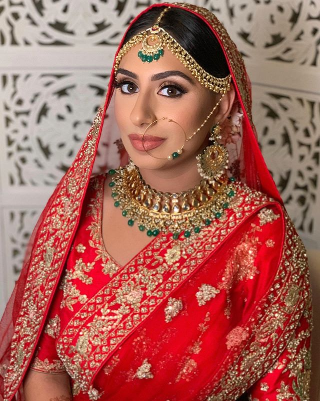 Ramneek✨   @iris.artistry Lashes in Arzoi (available at www.irisartistry.com)   Photography: @gaganfinephotos  Videographer : @samedayedit  Decor: @xodecors Florals: @pinkpetalsinc  Henna: @hennabyramnik    •2020/2021 Bridal Calendar Open •  Please contact info@irisartistry.com -or- fill in the form in bio