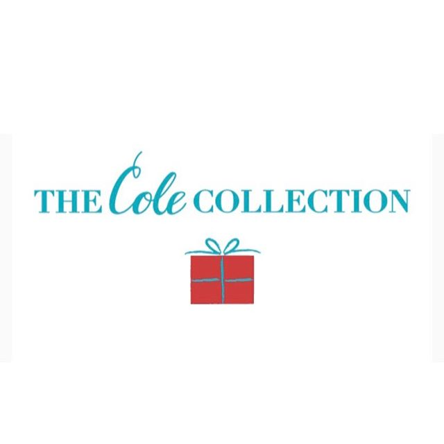 We are just one week away from @thecolecollectionevent! 🎄🎁Looking forward to having a little pop-up shop at the event for the second year in a row! Next Thursday, November 7th from 6-9pm at Shawnee Country Club. Join us for a fun evening to support the children in our community! We get to donate 20% back from the evening to The Cole Collection in order to provide funds to purchase gifts for foster children in Allen county.❤️ •  We will have lovely holiday gift items & curated gift baskets! Unique gift items include candles, handmade leather bags & accessories- made in the USA, tea, home decor items and more!