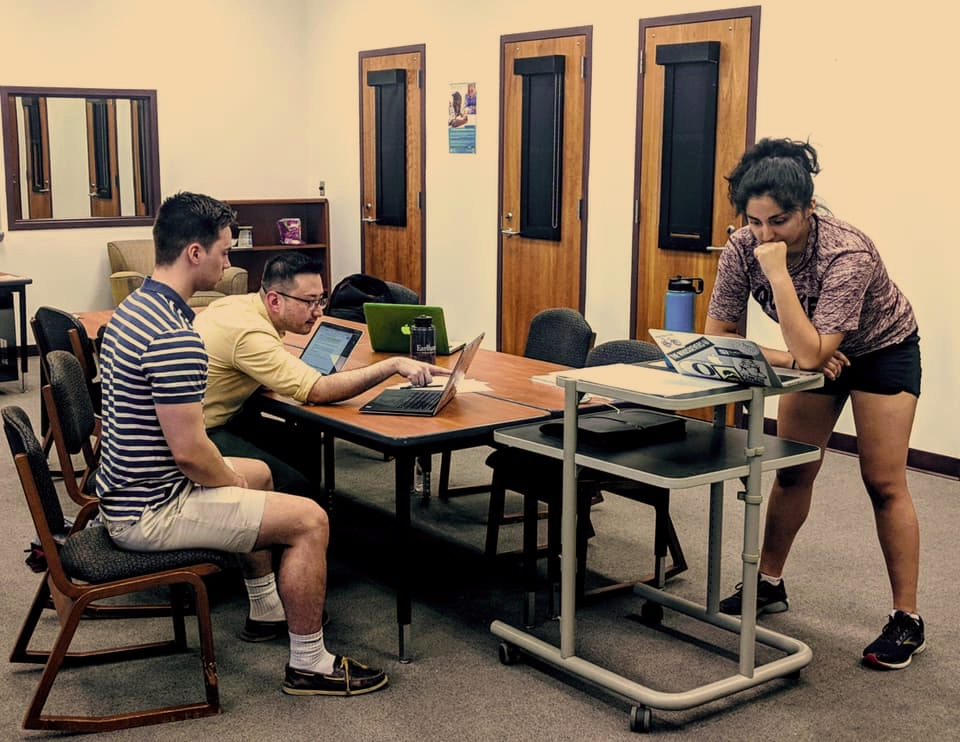 The Cognition and Motivation Lab at Earlham College! - Exploring mental processes and motivational influences