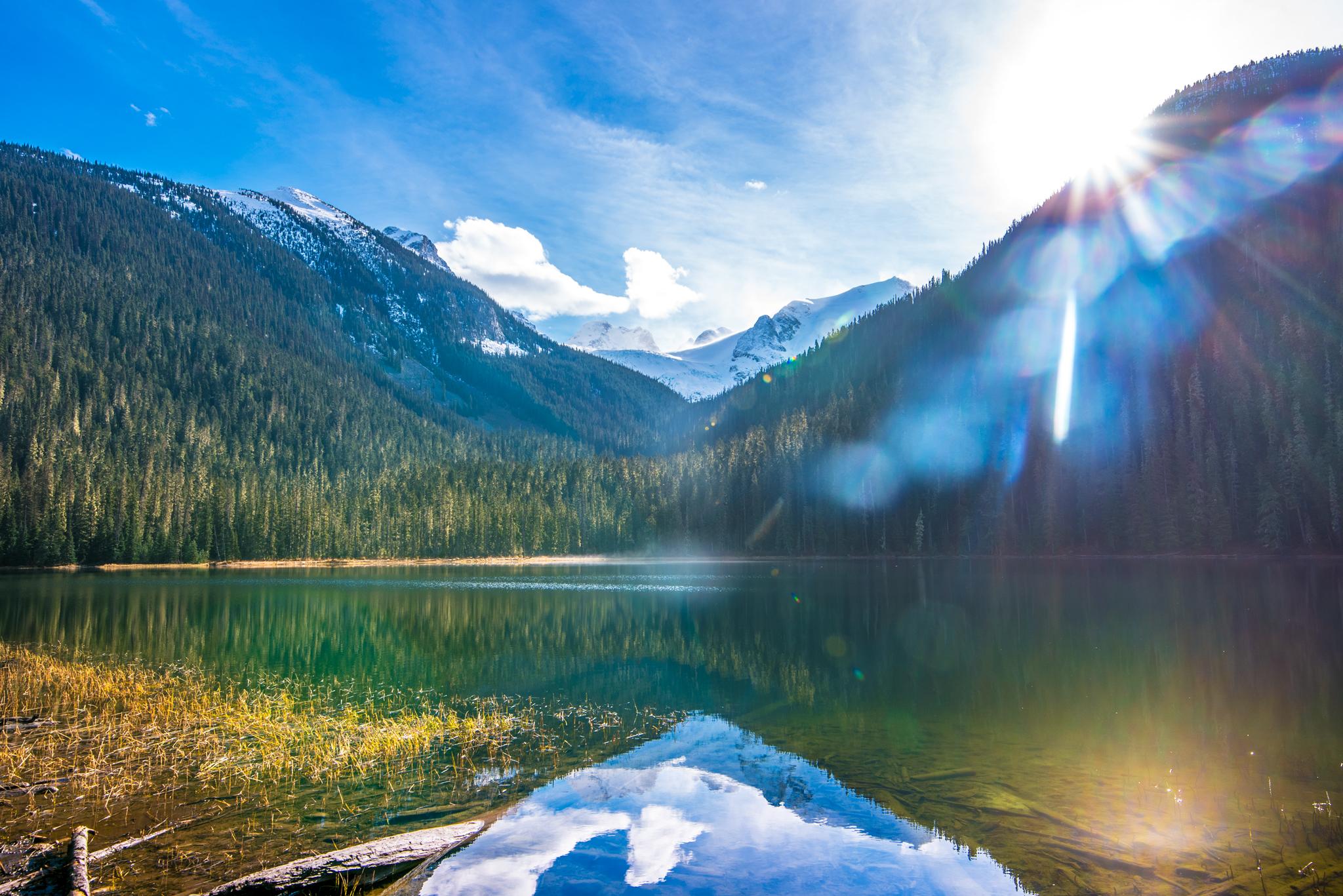 Joffre Lake, BC