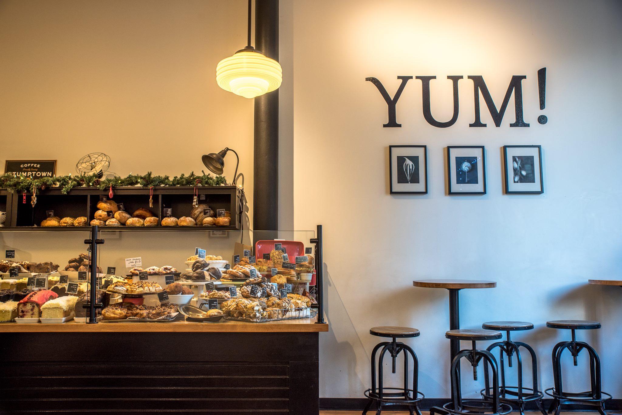 Purebread cafe, Vancouver